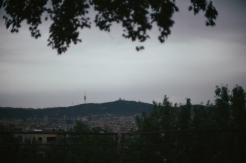 Rainy Mirador